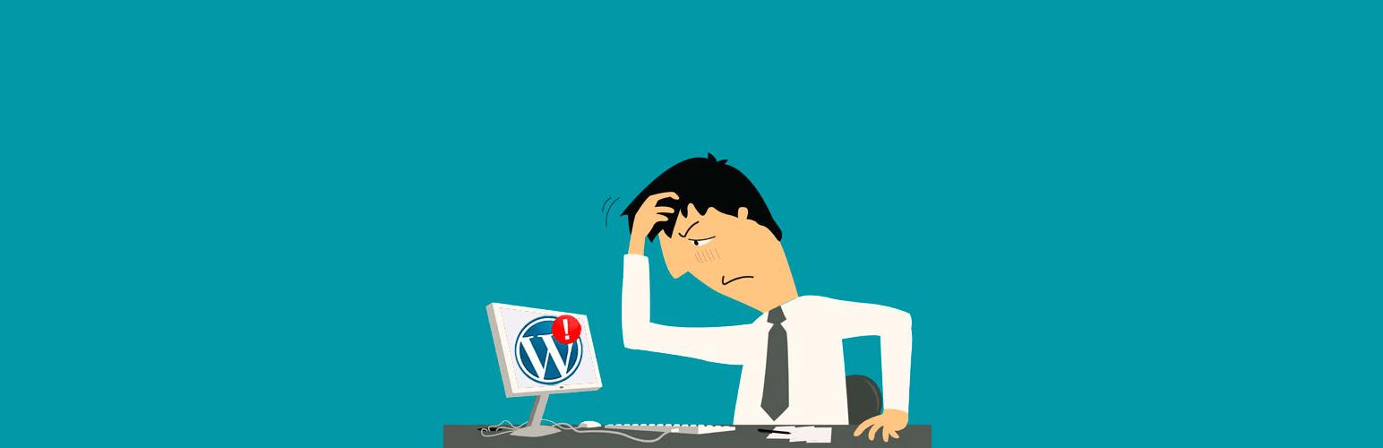 error de wordpress